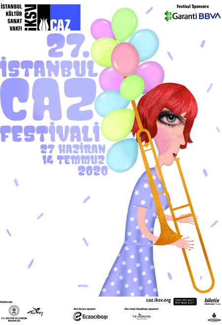 27th Istanbul Jazz Festival