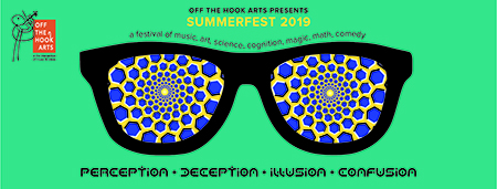 Off the Hook Arts SummerFest 2020: The Power of Music: Beethoven, Transcendence, Healing, PART II
