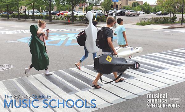 2021-22 Guide to Music Schools
