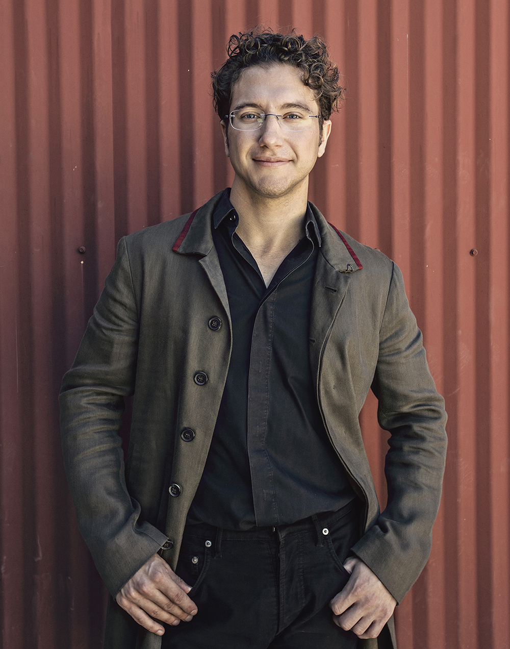 2022 Muscial America Conductor of the Year:<br>Teddy Abrams