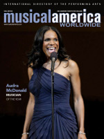 Musical America Print Edition