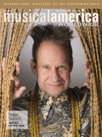 Musical America 2015 Print Edition